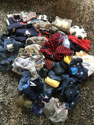 Assortment of baby boy clothing for Sale in Portland, OR