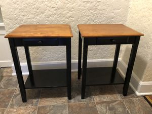 Bedroom Night Stands / End Tables for Sale in Portland, OR