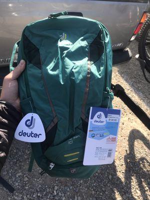 Deuter race air 10L biking backpack for Sale in Salt Lake City, UT