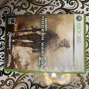 Xbox 360 Call of Duty MW2 for Sale in Miami, FL