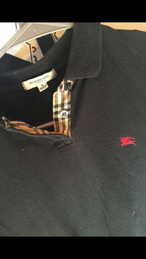 burberry shirt medium for Sale in Rodeo, CA
