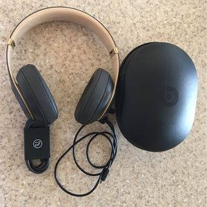 Black And Gold Beats Studio 3 for Sale in Vallejo, CA