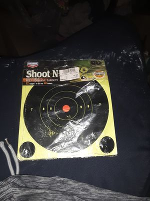 Pack of 12 targets for Sale in Columbus, OH