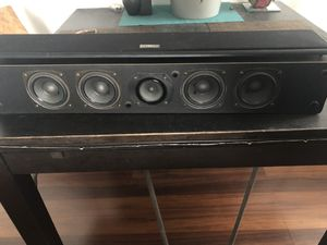 Cambridge Soundworks Center Channel Plus Speaker Vintage for Sale in Miami, FL