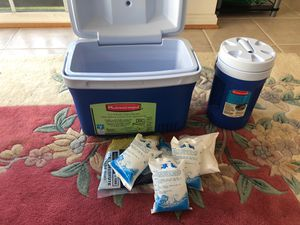 Brand new coolers and ice pack for Sale in Fort Belvoir, VA
