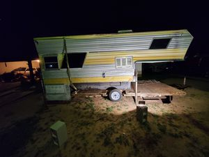 Cabover Camper for Sale in Mesa, AZ
