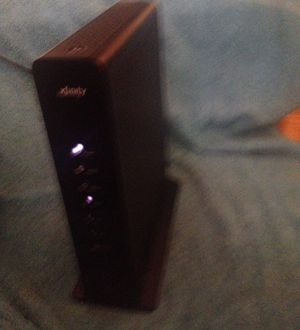 Technicolor Xfinity Modem/ Router. Cable internet. for Sale in Independence, MO