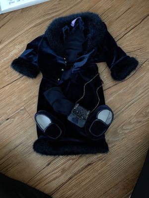American Girl Doll holiday 2000 Twilight outfit (Rare) for Sale in Haines City, FL