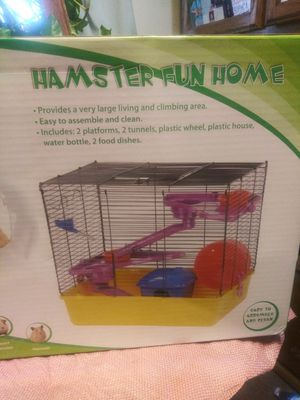 Hamster cage for Sale in Pittsburg, CA