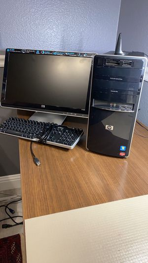 HP Pavilion Desktop P6510Y for Sale in Tracy, CA