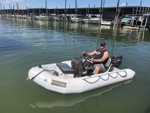 Inflatable boat hull for Sale in Corinth, TX