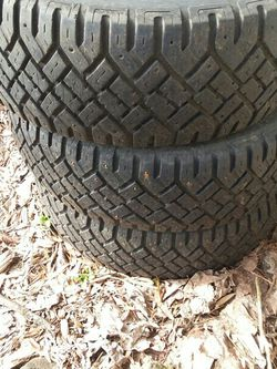 Free Snow Tires 2 With Studs for Sale in St. Helens,  OR