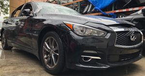 2014-2019 INFINITI Q50 COMPLETE PART OUT for Sale in Fort Lauderdale, FL