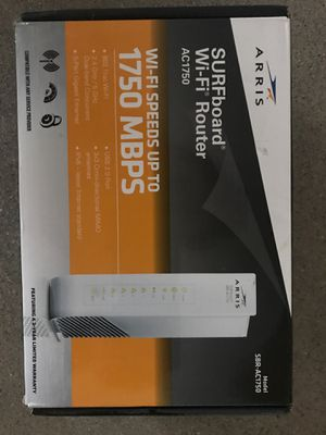 Arris Modem & Router for Sale in Seattle, WA