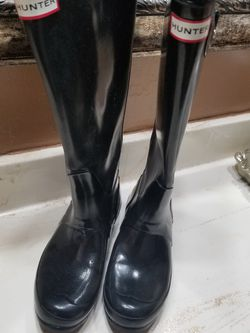 Girls Hunter Rain Boots 4 for Sale in Fort Worth,  TX
