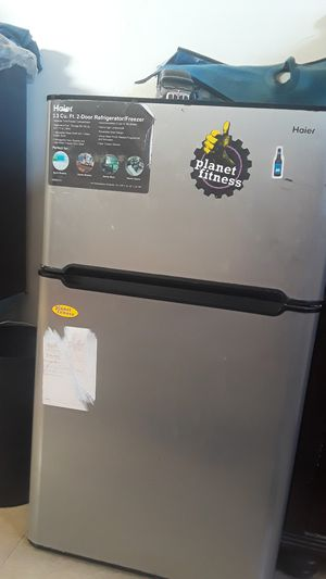 Used, Haier 3.3 refrigerator /freezer for Sale for sale  Brooklyn, NY