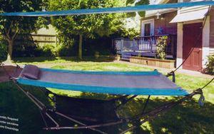 Full hammock set up (new in box) for Sale in Miami, FL