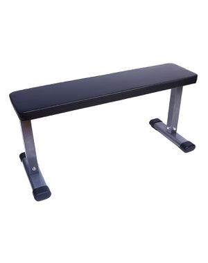 Everyday Essentials Steel Frame Flat Weight Training Exercise Bench, 600-Pound Capacity New In Box for Sale in Austin, TX