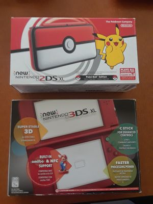 Nintendo 3DS 2DS Consoles for Sale in Culver City, CA