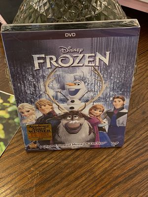 Disney's Frozen movie NIB / NIP DVD for Sale in LA, US