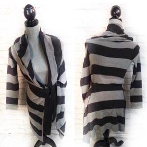 David Bitton BUFFALO Striped Cardigan for Sale in Princeton, NJ