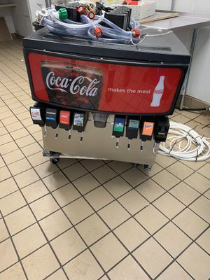 Fountain drink machine for Sale in Edgewater, NJ