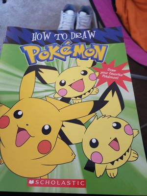Pokemon: How to Draw Pokemon by Tracey West (Paperback, 2003) for Sale in Middle River, MD