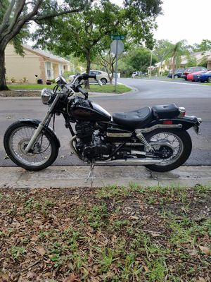 Honda rebel 250cc 2005 Motorcycle for Sale in Safety Harbor, FL