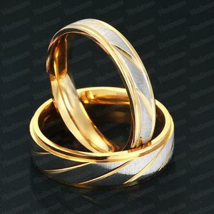 18K Gold plated Wedding Matching Ring Set - Code SOBH10 for Sale in Washington, DC