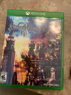 Kingdom hearts 3 for Sale in Parkland, FL