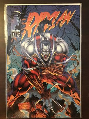 Ripclaw Issues 1 and 2 Image Comics for Sale in Alhambra, CA
