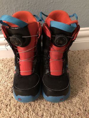 Burton Youth Snowboard Boots for Sale in Virginia Beach, VA