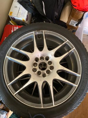 Honda/Nissan Universal Lugg Rims for Sale in Hartford, CT