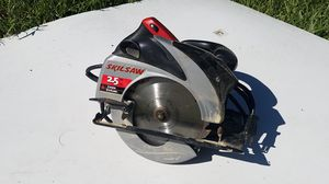 Skill saw 5750 - ac - laser guide - 2.5hp for Sale in Clearwater, FL