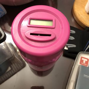 Electric coin jar for Sale in D'Iberville, MS