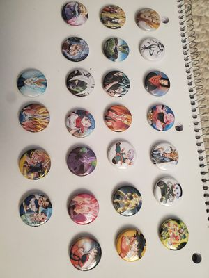 DragonBall Z Pins for Sale in North Grafton, MA