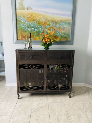 Bar cabinet for Sale in NW PRT RCHY, FL