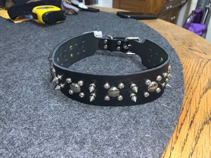 Wilson Spiked Collar for Sale in Clinton, WA