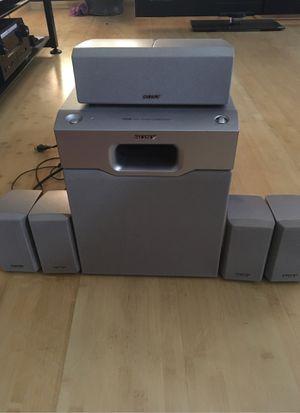 Sony Surround Sound Speakers for Sale in La Mesa, CA