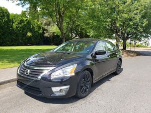 2015 Nissan Altima SV AUTOMATIC 4CYL very clean LOW MILES sport CAMERAS for Sale in Portland, OR