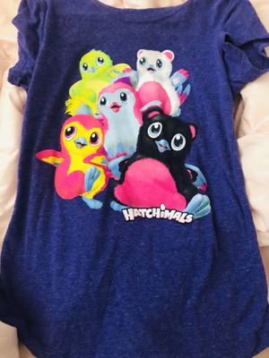 Hatchimals size 5-6 kids shirt for Sale in Delray Beach, FL