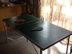 Table tennis for Sale in Detroit, MI