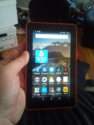 Amazon Kindle tablet for Sale in Olney, MD