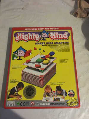 Mighty mind puzzle game for Sale in Lighthouse Point, FL