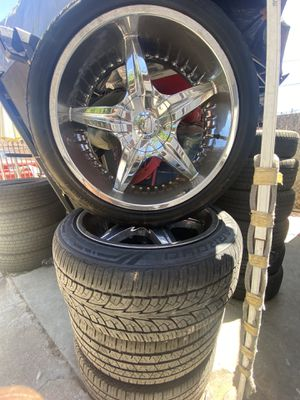 22 rims for sale for Sale in Los Angeles, CA