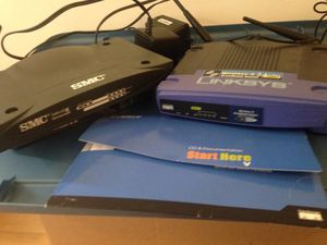 HotSpot, Linksys router, SMC Barticade for Sale in Columbus, OH