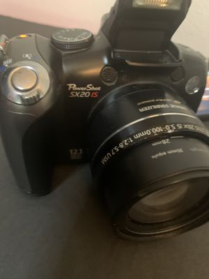 Canon Camera Powershot SX20 for Sale in San Diego, CA