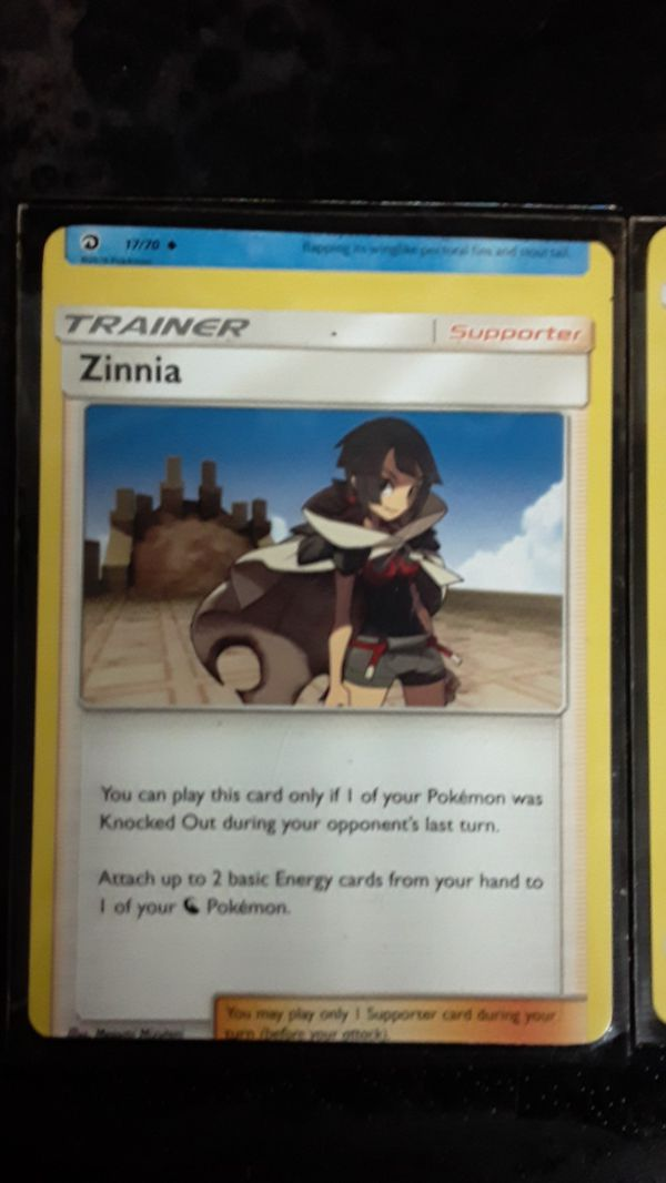 Pokemon Missprint cards