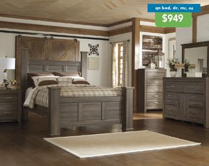 Queen bed, dr, mr, ns for Sale in Cumming, GA