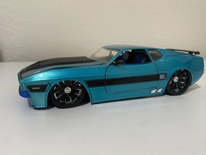 1:24 Diecast model 1973 Ford Mustang Mach 1 for Sale in Dewey, AZ